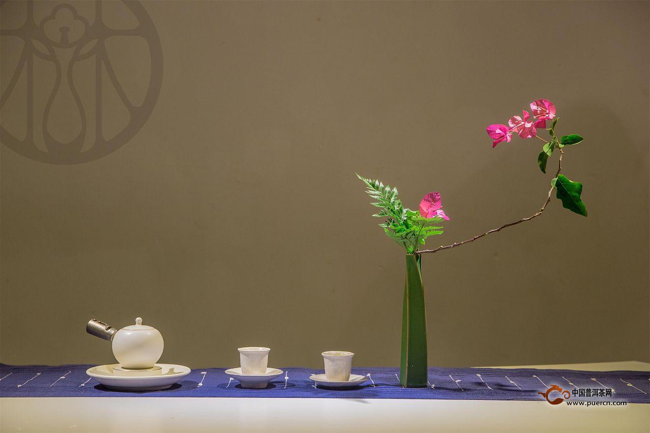 细说茶席上的普洱茶干泡