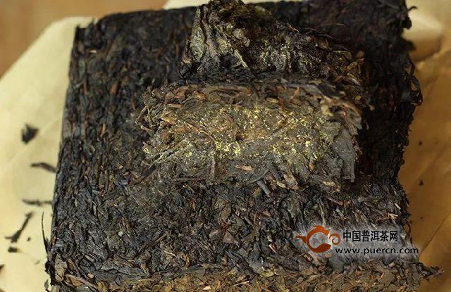 安化黑茶产品示范图片