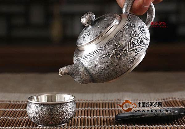 「银壶客」艺术源于生活,银器上到底有哪些纹样值得我们装饰呢?