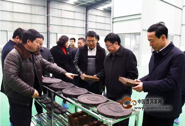 -范元平调研凤冈供水设备产业