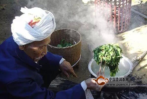 """普洱茶""""酸茶""""历史悠久"""