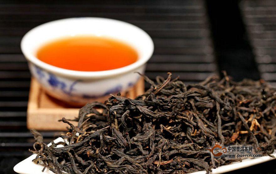 滇红和普洱茶相比有什么不同?
