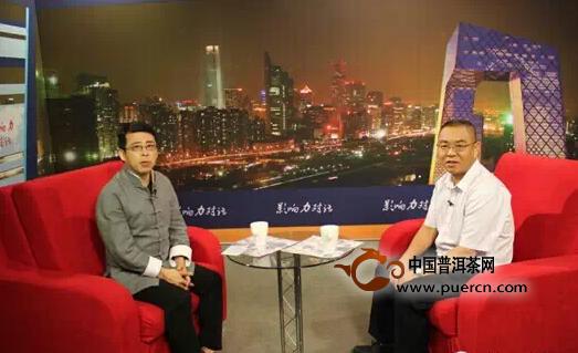普洱商报专访杨世华:解读勐海茶的转化