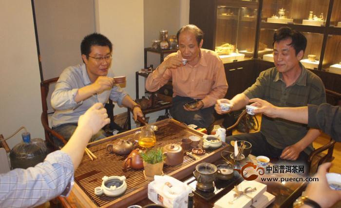 9种不同体质的人群喝茶也不同