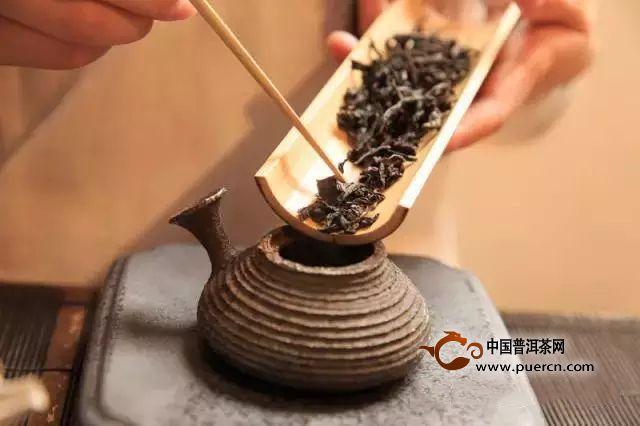 武夷岩茶铁罗汉冲泡步骤:   茶品:铁罗汉.