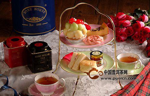 兼谈英国人的红茶情缘