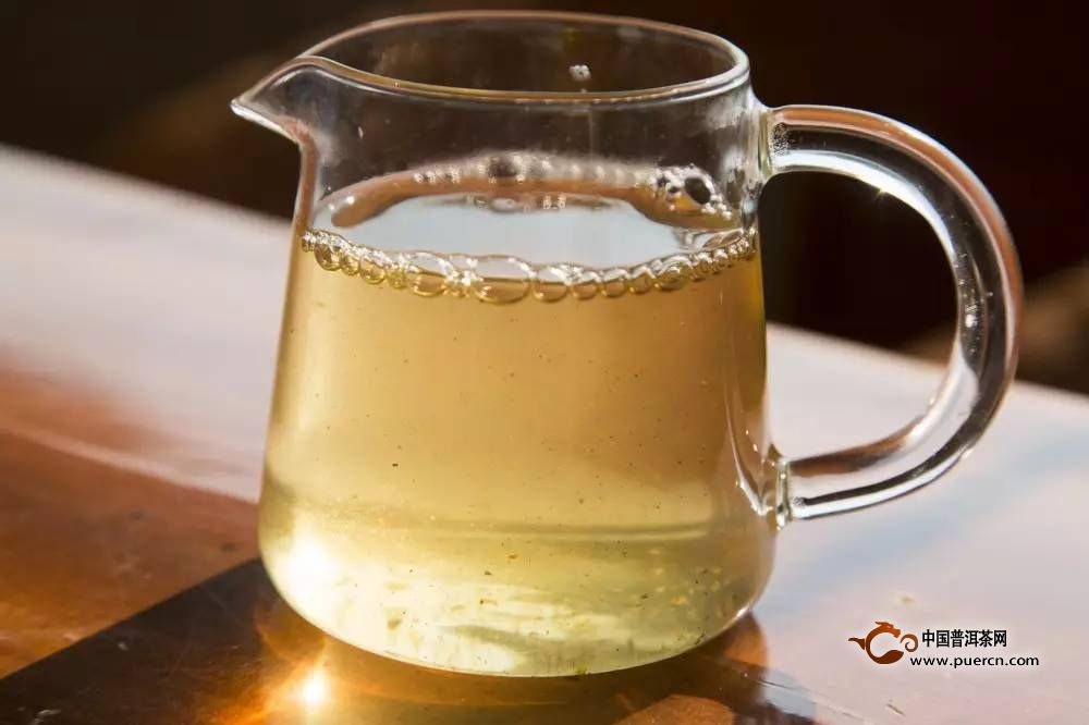 【泡普洱茶】翻动叶底后的浑浊,是未静心下的浮尘