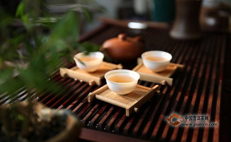 茶须静品,茶语人生