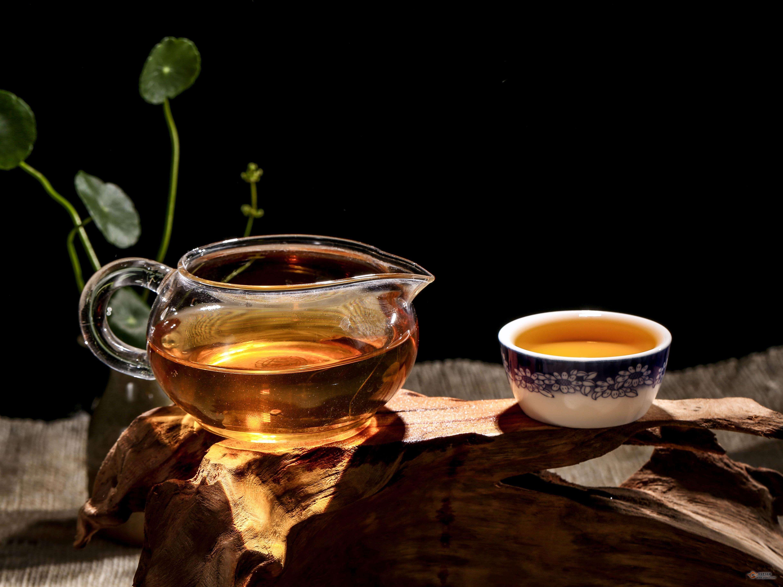 普洱茶的水性在舌尖上的味道