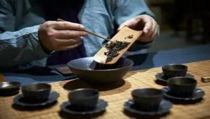 茶叶碗泡法的步骤及要点