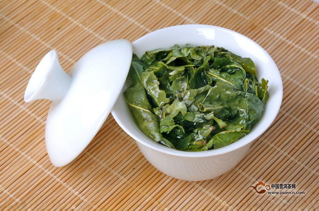 安溪铁观音的冲泡方法及习茶技艺