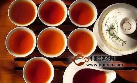 红茶的八种香型,你知道几种?