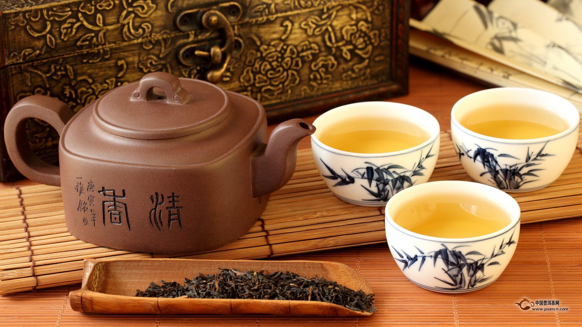 什么是普洱生茶,怎么泡,有什么用?