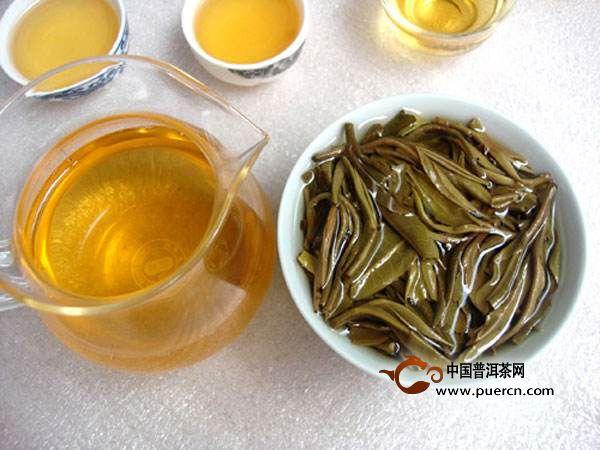 什么是普洱生茶,怎么泡,有什么功效?