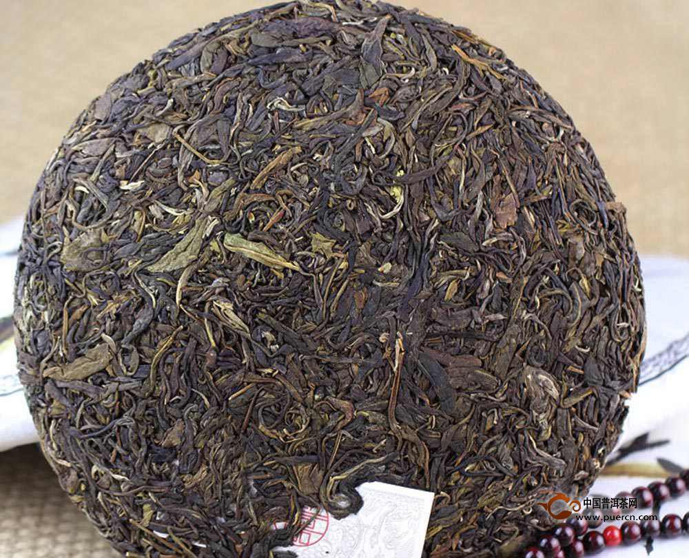 什么是普洱生茶