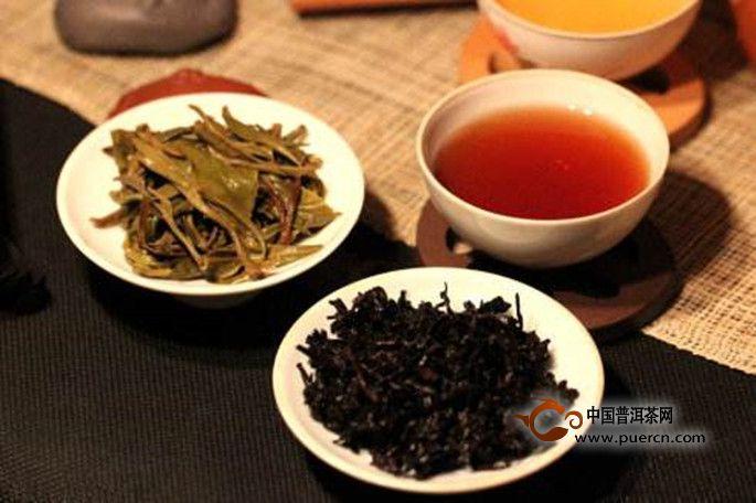 普洱生茶和熟茶的区别是什么