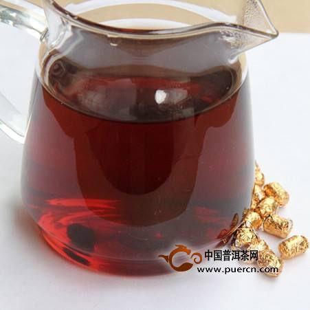 普洱茶膏的功效与作用