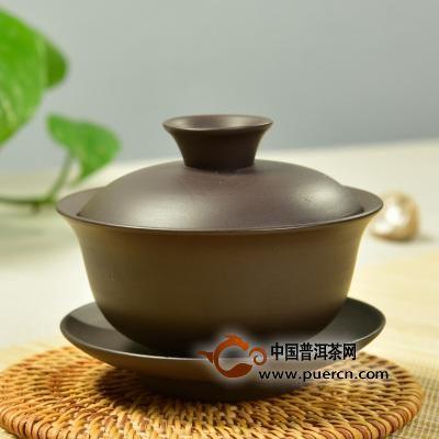 冲泡普洱茶的茶具