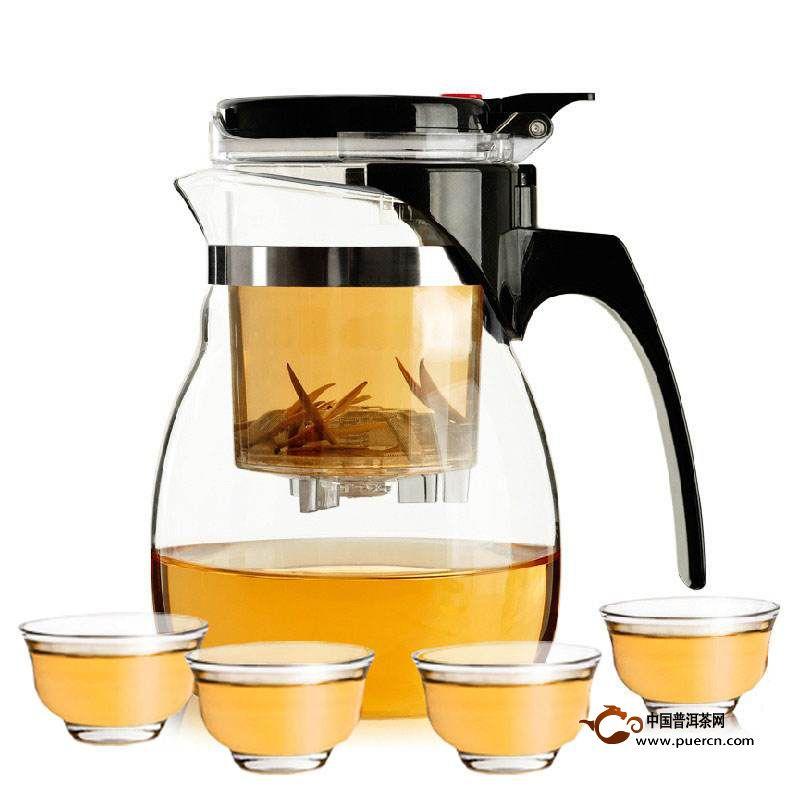 泡普洱茶用什么茶具