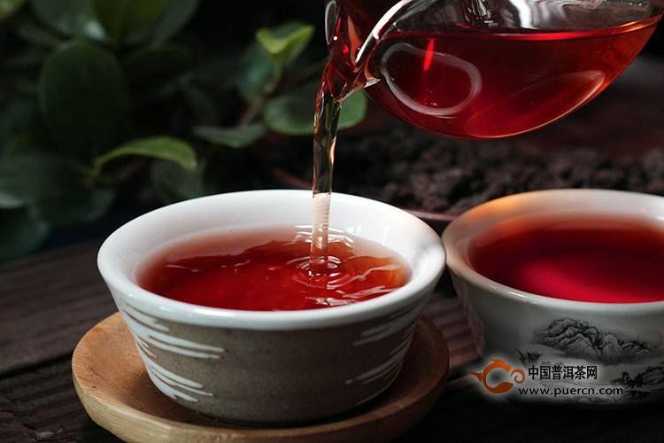 普洱茶熟茶的泡法