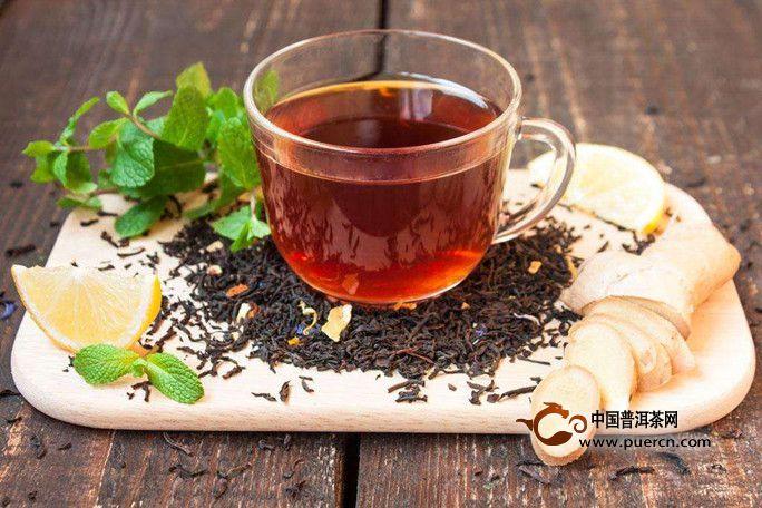 生姜泡红茶有减肥效果吗?