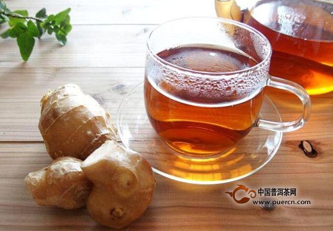 生姜红茶制作方法:   食材:红茶适量,生姜末2勺,红糖适量   步骤:1