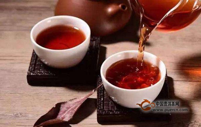红茶和普洱茶有什么区别吗?