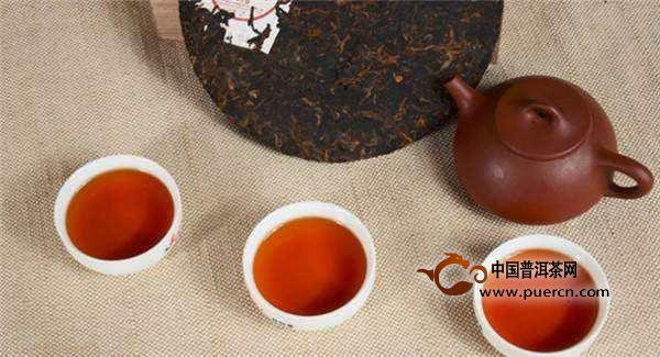 为什么普洱茶减肥