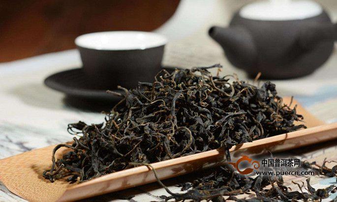 古树红茶的最大特点