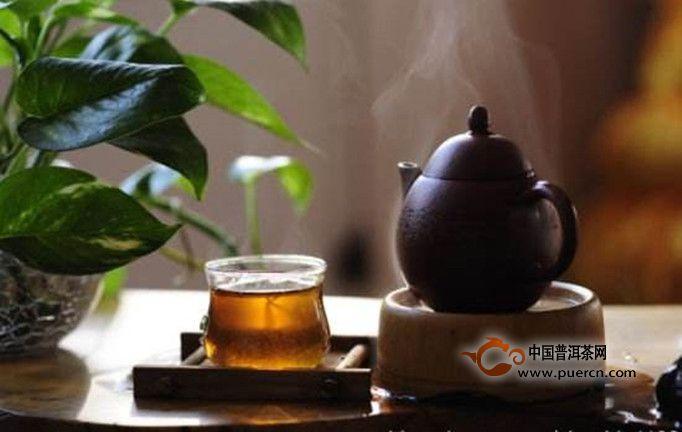 女人必喝的排毒养颜茶