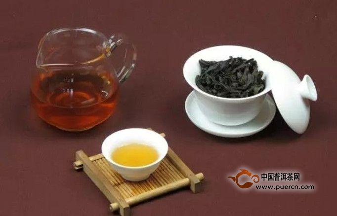 女性喝黑茶对身体有些什么好处