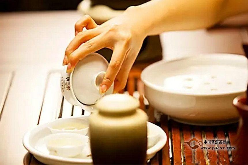 茶道中的几种出汤方式