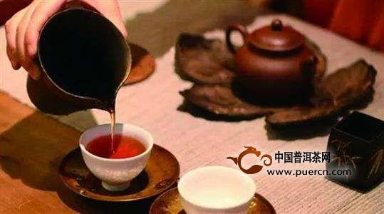 柠檬普洱茶功效与作用