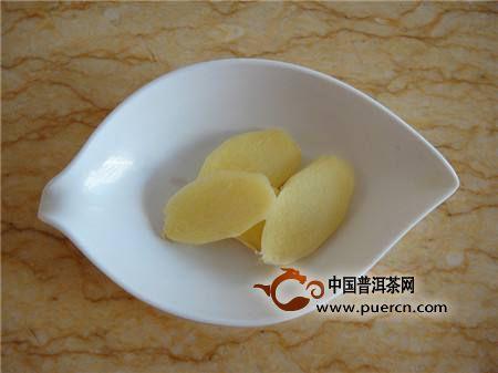 生姜普洱茶能减肥吗