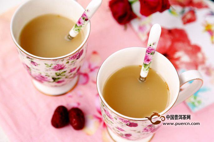 红茶的几个搭配喝法