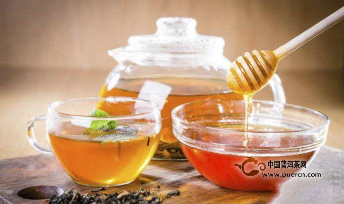 红茶加蜂蜜的功效