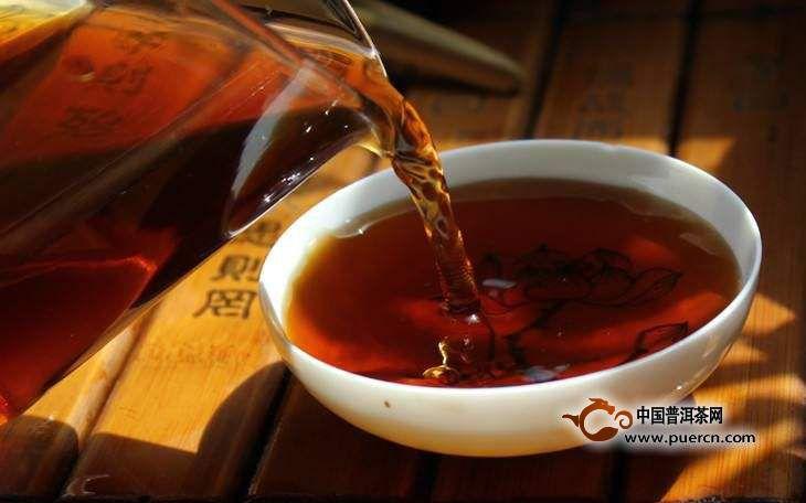 喝老茶头的好处和坏处