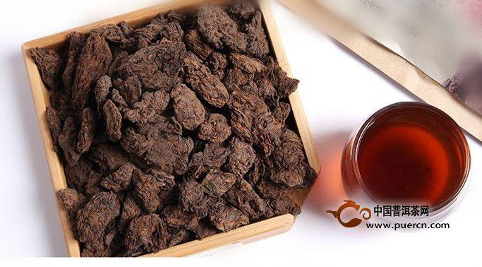 老茶头和一般的熟茶有什么区别吗