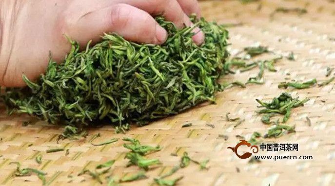 手工茶叶的制作过程