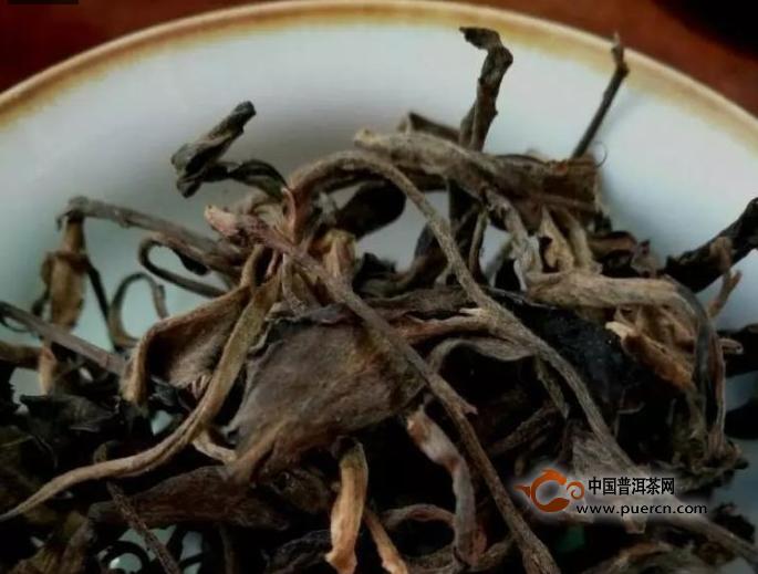 茶谱——关于茶叶的七要素