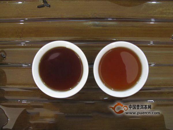 普洱茶茶汤浑浊是怎么回事