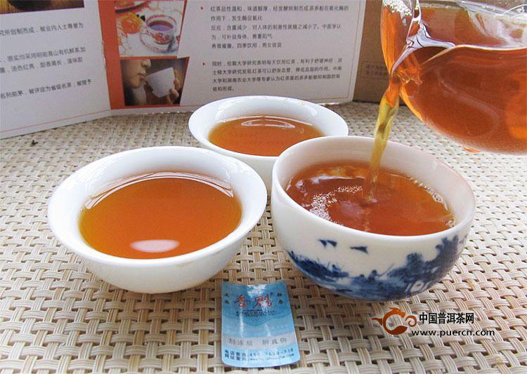 怎么泡红茶才更好喝?七步骤教你