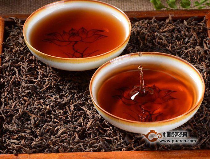 空腹可以喝普洱熟茶吗