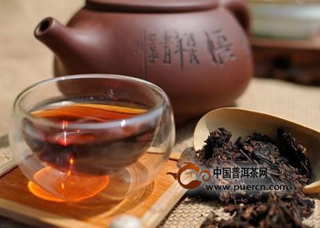 空腹喝熟普洱茶好吗