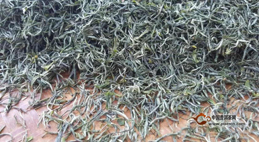信阳毛尖茶的加工工艺流程图解