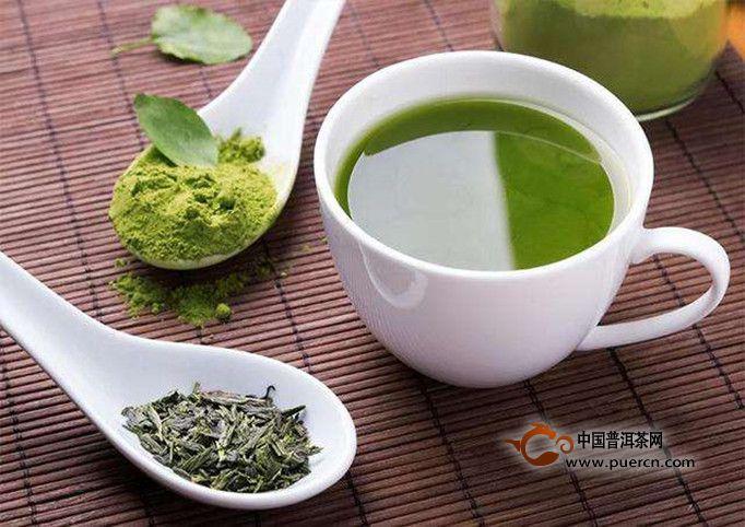 饮用绿茶有些什么禁忌