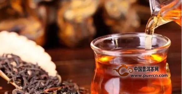 喝茯茶的功效与作用禁忌