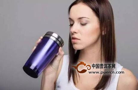 保温杯可以泡普洱茶吗