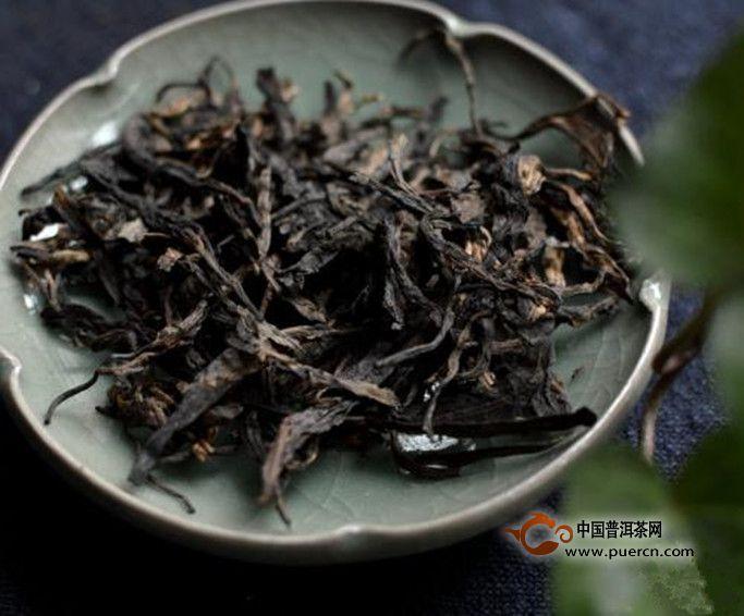 鉴别陈年普洱茶品质的方法
