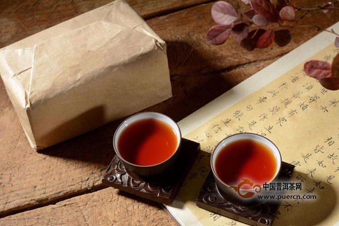从汤色怎么分辨普洱熟茶的品质